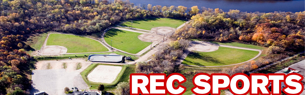 Aerial Photo of the RecSports Complex
